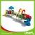 2017 popular children playground slide for toddler children
