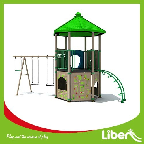 Russia Popular outdoor playground slide gift toys for playing