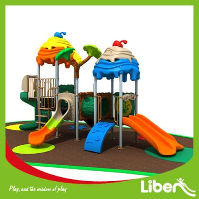 USA Custom Children climbing structure outdoor playground equipment