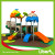 USA Custom Children climbing structure outdoor playground equipment