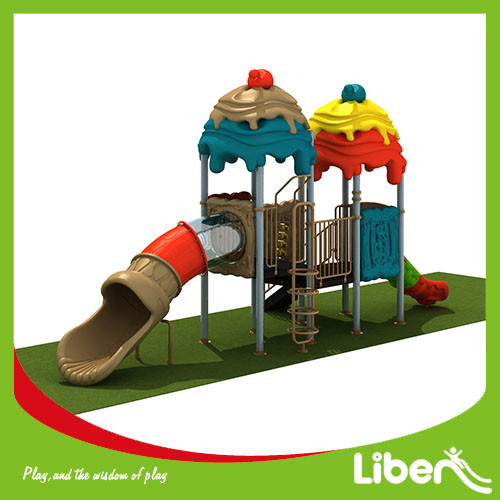 Canada Custom Children climbing structure outdoor playground equipment