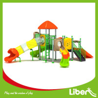 Commercial kids indoor playground children plastic slide