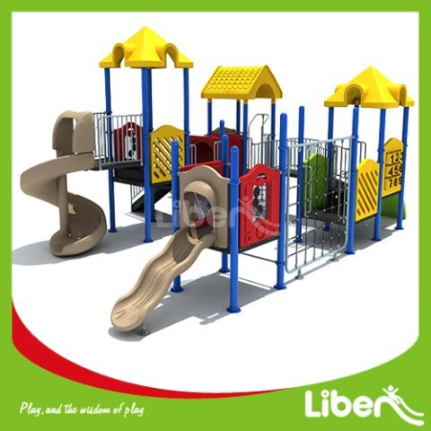 With Customized Design Playground Equipment Prices