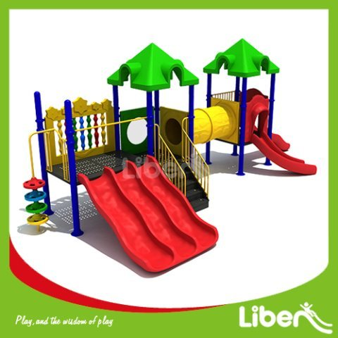 With Kids Slide Outdoor Kids Playset Company