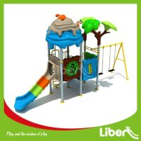 With Swing Commercial Playground Equipment Manufacturers