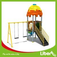 With Swing Outdoor Play For Preschoolers