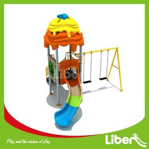 With Swing Outdoor Play For Preschoolers