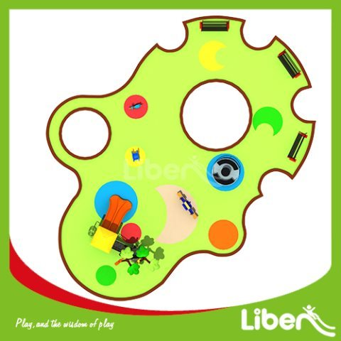 TUV Approved Kids Outside Play Equipment Suppliers