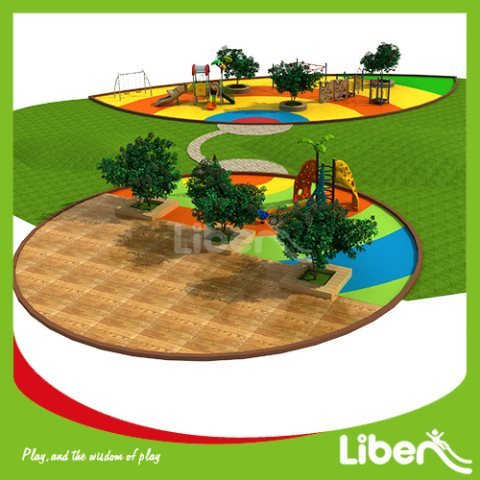 For Park Use Outside Play Structures Supplier