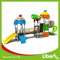 Kids Play Playground Equipment With Installation Manual