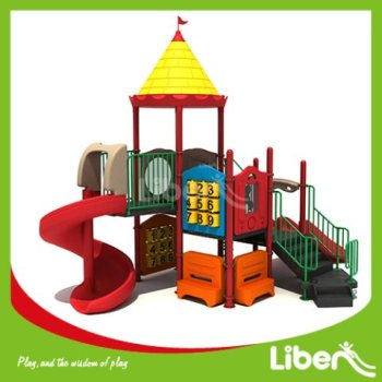 With Installation Manual Playground Sets Builder