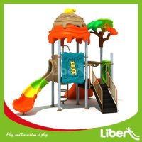 Kids Small Residential Playgrounds Factory