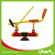 Outdoor workout station Rowing machine