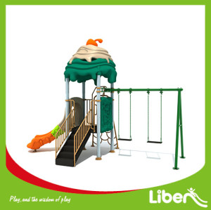 Europe Standard kids play system plastic outdoor playground, Outdoor Development