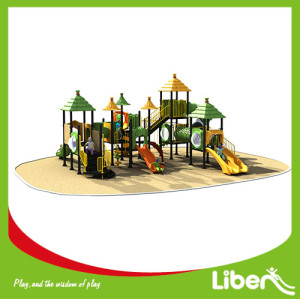 Customized amusement park equipment oudoor playground equipment