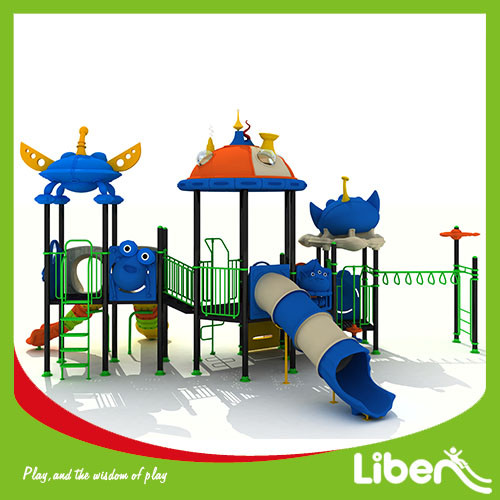 China customized large park good quality outdoor playground equipment
