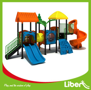 New Customized park best quality outdoor playground equipment