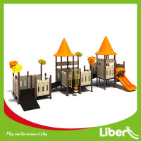 Good quality children playground,outdoor play Ground equipment with swing