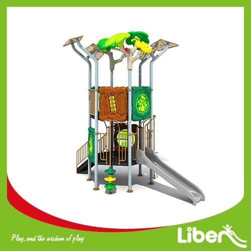 kindergarten,community,school popular children plastic outdoor playground for sale