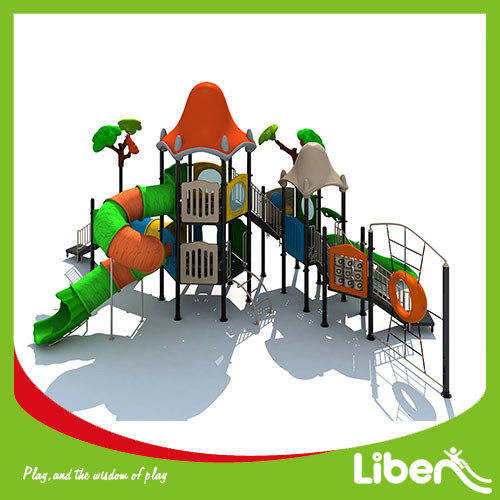 Factory price Wholesale customized outdoor playground Park equipment