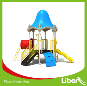 hot sale newest outdoor playground equipment made in China