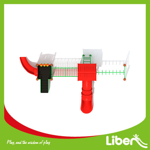 the new most popular slide and swing set outdoor playground equipment