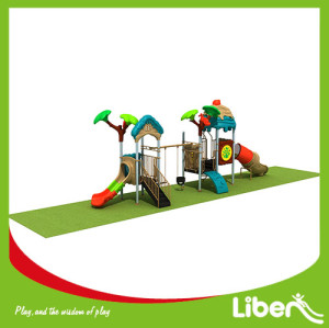 Children outdoor playground equipment / play ground / kids playground park
