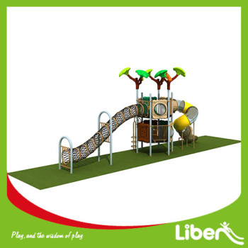 China Liben Safty Slide Outdoor Playground Equipment