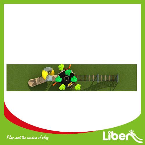 China Liben Safty Slide Outdoor Playground Equipment
