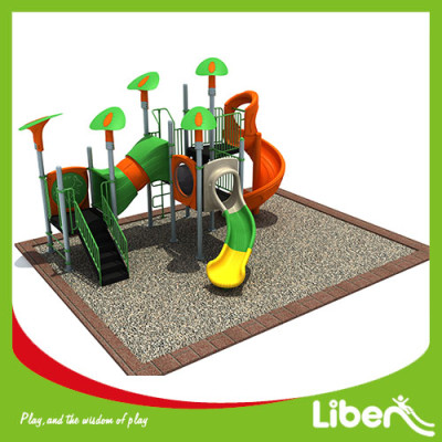 childrens plastic outdoor playground equipment for sale