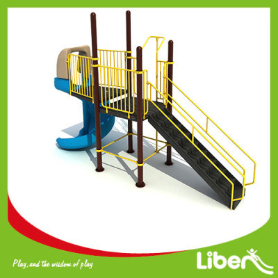 Plastic Playground,LLDPE Material and children outdoor playground equipment