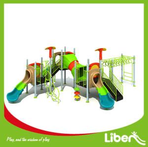 large plastic outdoor park children water amusement park outdoor playground equipment