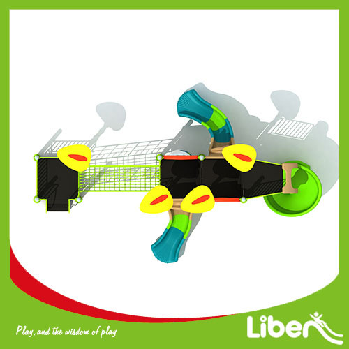 SG CE Certified High Quality Children Indoor Playground Equipment Made In China