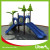 Kids Plastic Indoor Playground Equipment Soft Indoor Play Equipment