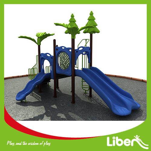 Kids Plastic Indoor Playground Equipment Soft Indoor Play Equipment