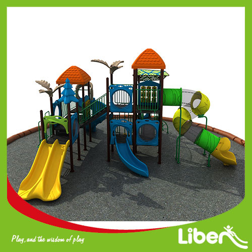 China best selling Cheap outdoor playground equipment with the ball