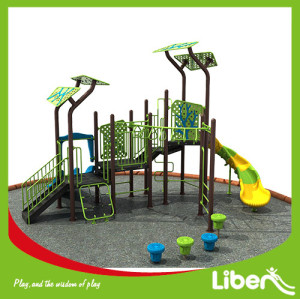 Special Design Soft Playground children outdoor playground equipment
