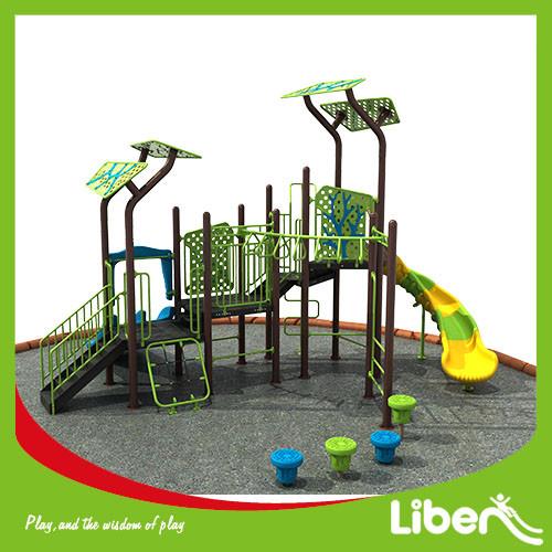 Special Design Soft Playground children outdoor playground equipment