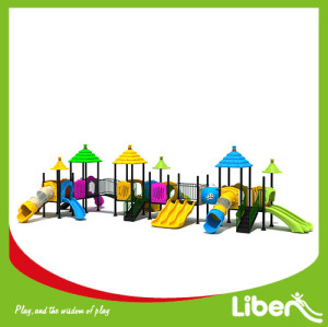 Special Design Soft Playground children outdoor playground equipment for sale