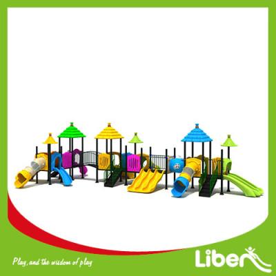 Special Design Soft Playground children outdoor playground equipment for sale