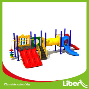 Special Design Soft Playground children outdoor playground equipment made in China