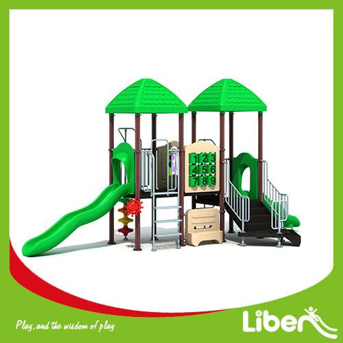 Liben customized Special Design Soft Playground children outdoor playground equipment