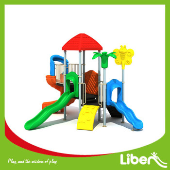 Hot sale special design funny kids used amusement park outdoor playground equipment