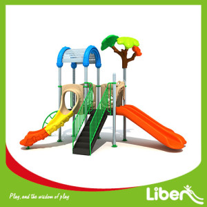 2017 special design funny kids used amusement park outdoor playground equipment