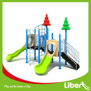 Amusement Park Playhouse Outdoor Playground Equipment