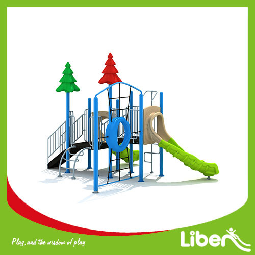 Amusement Park Playhouse Outdoor Playground Equipment
