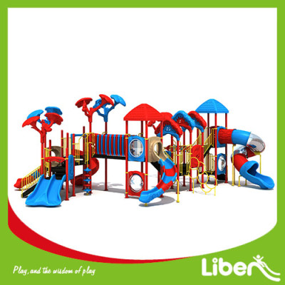 Children playground,outdoor play Ground equipment,plastic product for sale