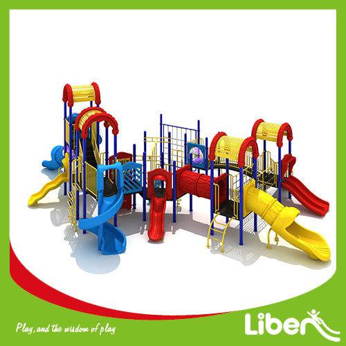 Customized design Children playground,outdoor play Ground equipment,plastic product for sale