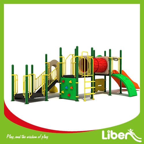 Customized design Children playground,outdoor playground equipment,plastic slide