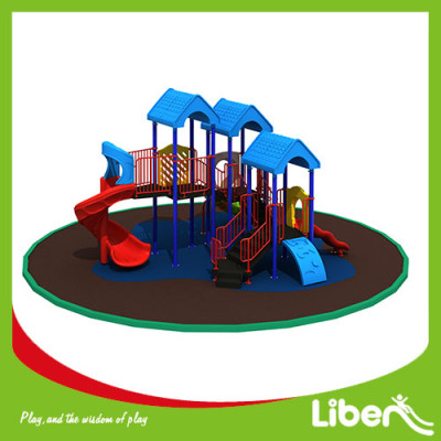 kindergarten small playground/Outdoor/indoor plastic toys